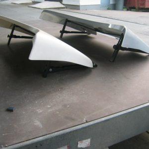 Dachspoiler Aero-Paket MAN XXL