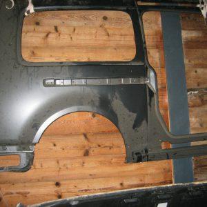 VW- Caddy neu maxi Seitenwandblech  rechts