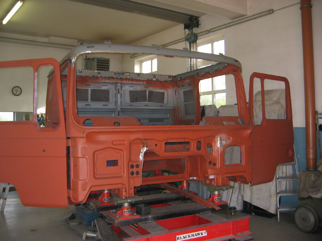 Projekt F2000 Hochdach