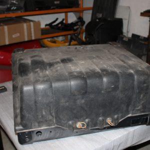 Batteriekasten mit Deckel